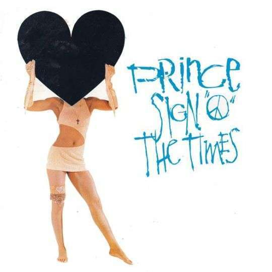 "Coverafbeelding Prince - Sign ""O"" The Times"