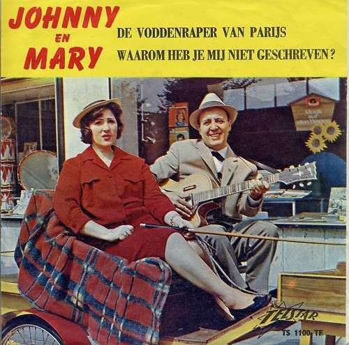 Coverafbeelding De Voddenraper Van Parijs - Johnny En Mary