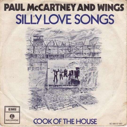 Coverafbeelding Silly Love Songs - Paul Mccartney And Wings