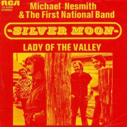 Coverafbeelding Michael Nesmith & The First National Band - Silver Moon