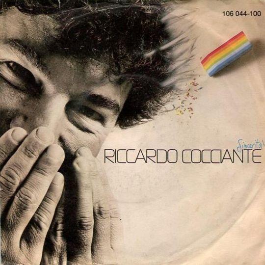 Coverafbeelding Sincerità - Riccardo Cocciante
