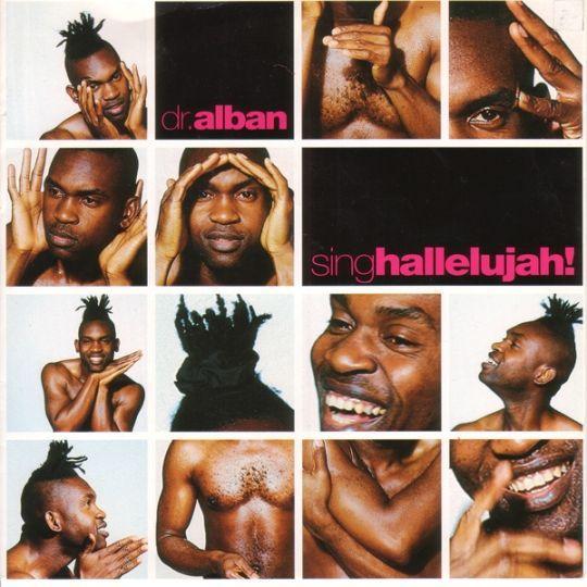Coverafbeelding Sing Hallelujah! - Dr. Alban