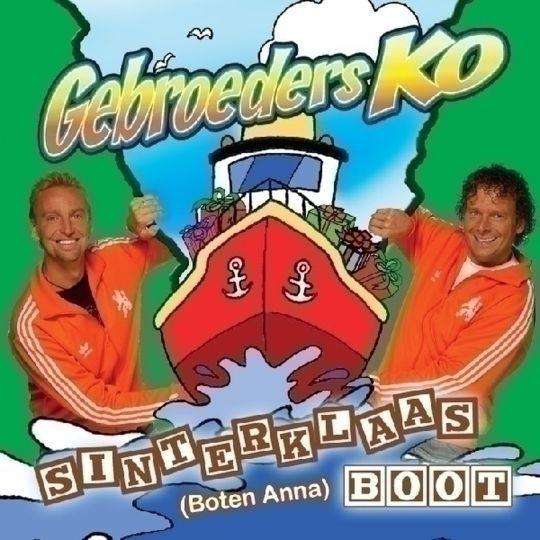 Coverafbeelding Sinterklaas Boot (Boten Anna) - Gebroeders Ko