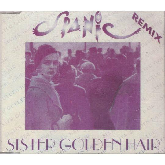 Coverafbeelding Spanic - Sister Golden Hair - Remix