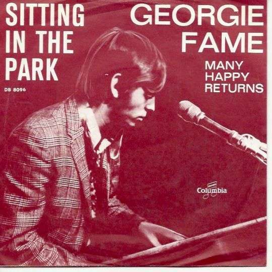 Coverafbeelding Sitting In The Park - Georgie Fame