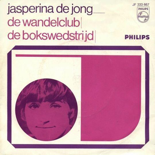 Coverafbeelding Jasperina De Jong - De Wandelclub
