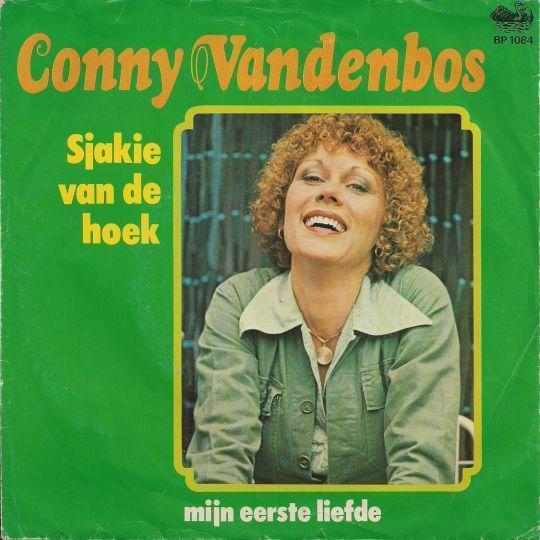 Coverafbeelding Sjakie Van De Hoek - Conny Vandenbos
