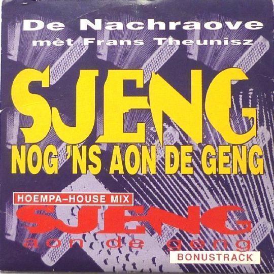 Coverafbeelding De Nachraove mèt Frans Theunisz - Sjeng Nog 'ns Aon De Geng
