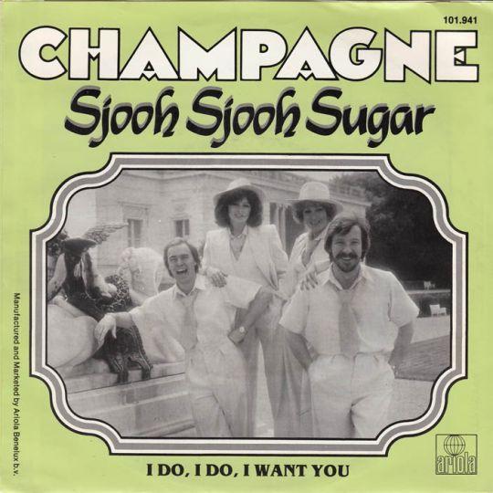 Coverafbeelding Sjooh Sjooh Sugar - Champagne