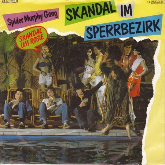 Coverafbeelding Spider Murphy Gang - Skandal Im Sperrbezirk