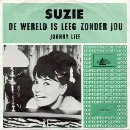Coverafbeelding Suzie - De Wereld Is Leeg Zonder Jou