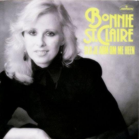 Coverafbeelding Sla Je Arm Om Me Heen - Bonnie St. Claire