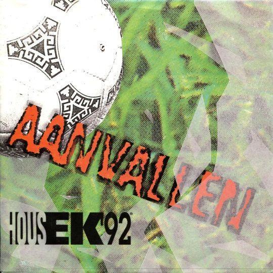 Coverafbeelding HousEK'92 - Aanvallen