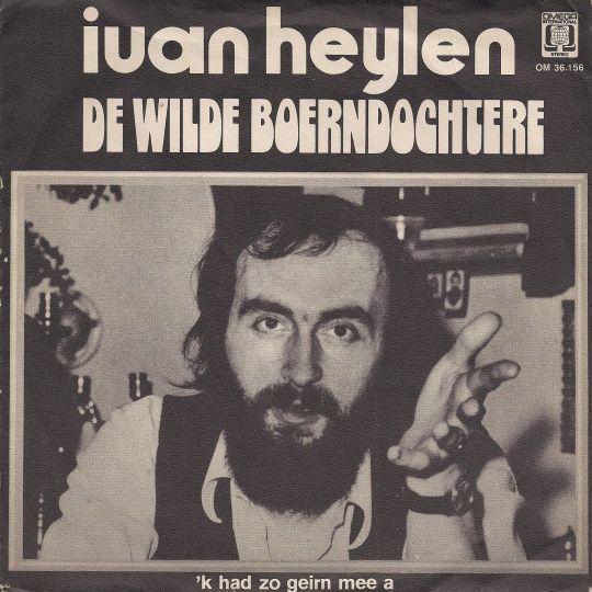 Coverafbeelding De Wilde Boerndochtere - Ivan Heylen