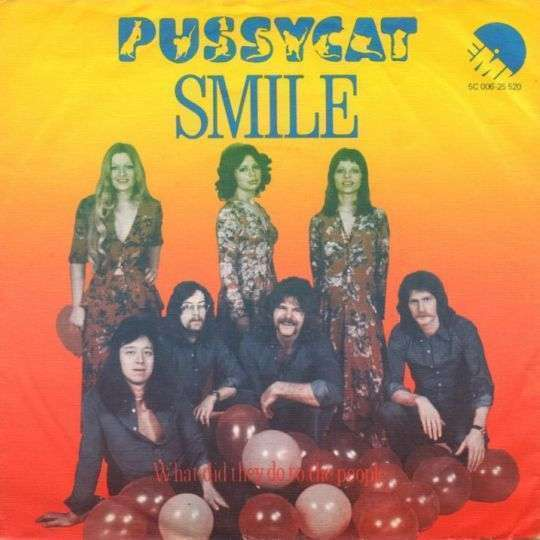 Coverafbeelding Smile - Pussycat