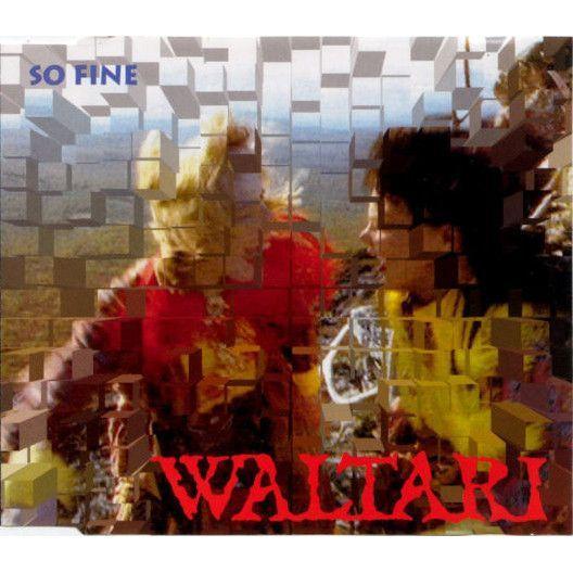 Coverafbeelding Waltari - So Fine