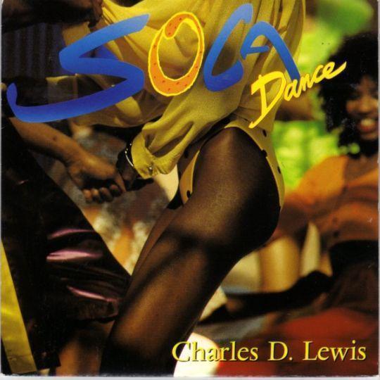 Coverafbeelding Charles D. Lewis - Soca Dance