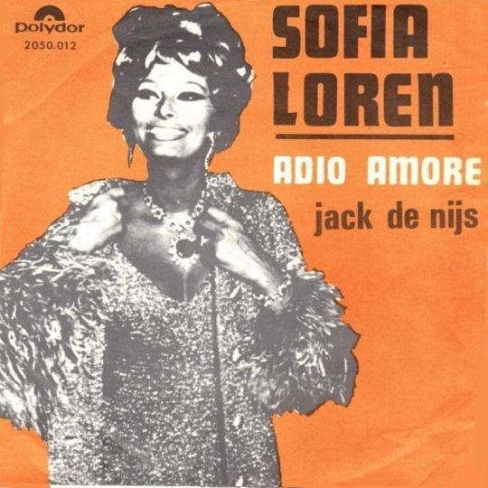 Coverafbeelding Sofia Loren - Jack De Nijs