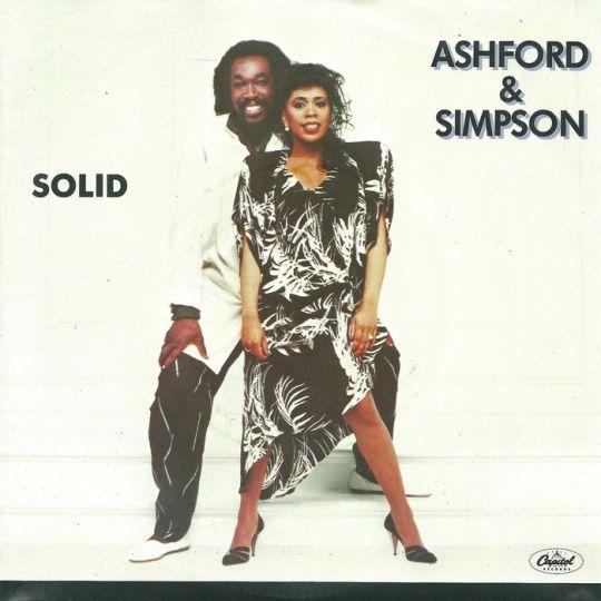 Coverafbeelding Ashford & Simpson - Solid