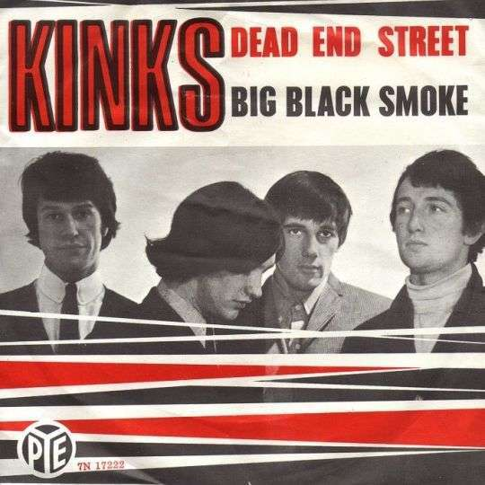 Coverafbeelding Dead End Street - Kinks