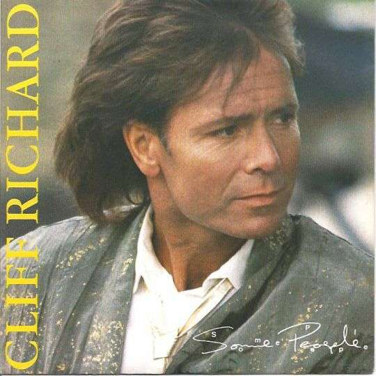 Coverafbeelding Some People - Cliff Richard