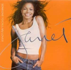 Coverafbeelding Someone To Call My Lover - Janet