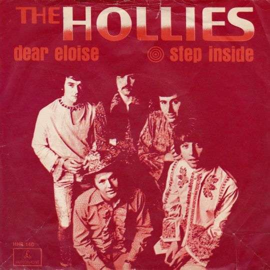 Coverafbeelding The Hollies - Dear Eloise