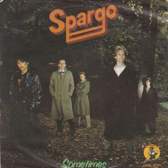 Coverafbeelding Sometimes - Spargo