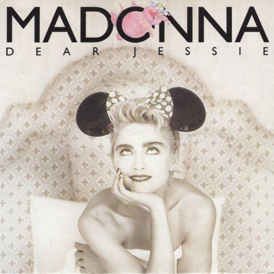 Coverafbeelding Dear Jessie - Madonna