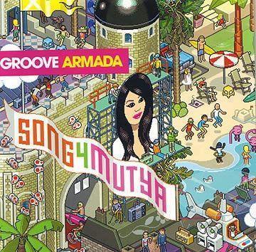 Coverafbeelding Groove Armada - Song 4 Mutya