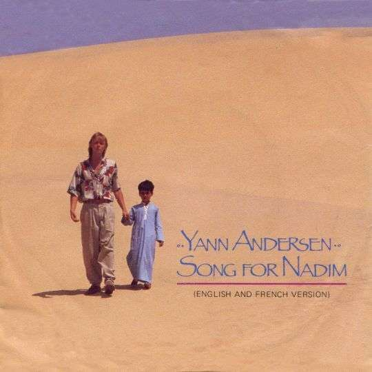 Coverafbeelding Yann Andersen - Song For Nadim