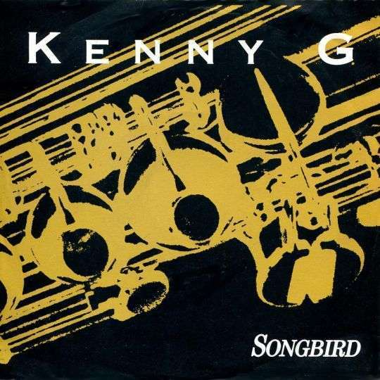 Coverafbeelding Songbird - Kenny G