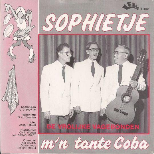 Coverafbeelding De Vrolijke Vagebonden - Sophietje
