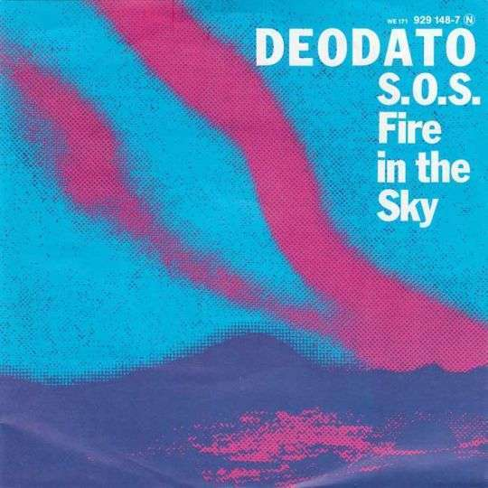 Coverafbeelding S.o.s. Fire In The Sky - Deodato