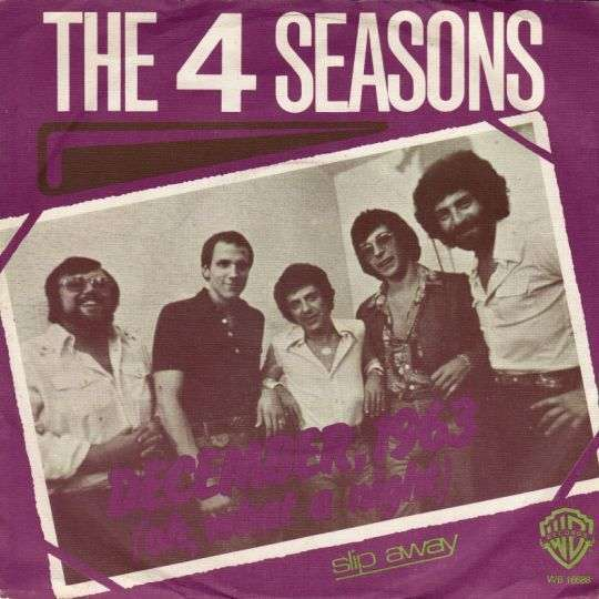 Coverafbeelding December, 1963 (Oh, What A Night) - The 4 Seasons