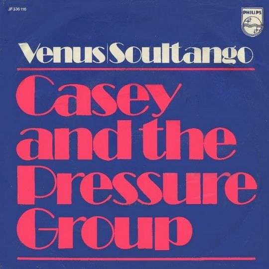 Coverafbeelding Casey and The Pressure Group - Soultango