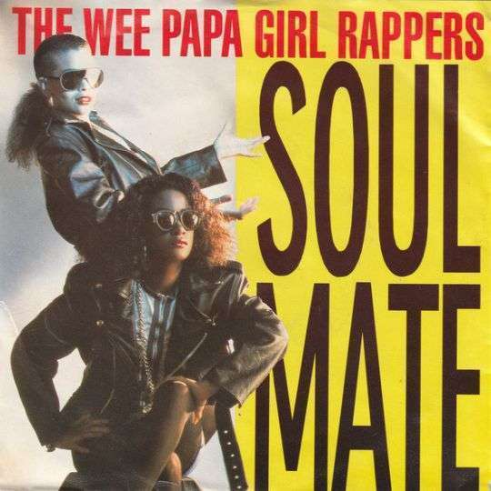 Coverafbeelding Soulmate - The Wee Papa Girl Rappers