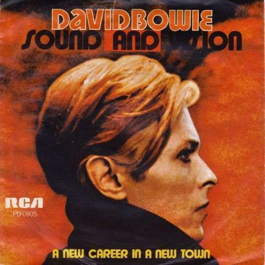 Coverafbeelding Sound And Vision - David Bowie
