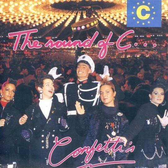 Coverafbeelding The Sound Of C... - Confetti's