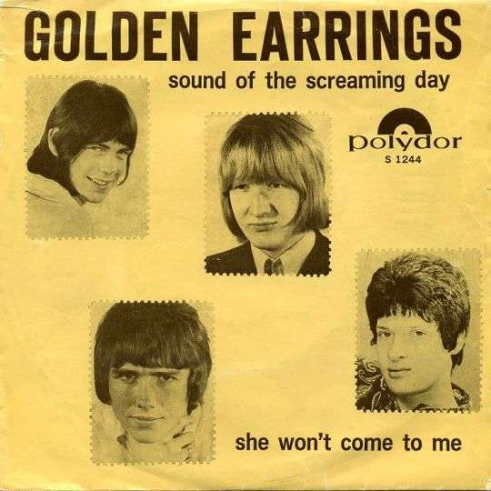 Coverafbeelding Golden Earrings - Sound Of The Screaming Day