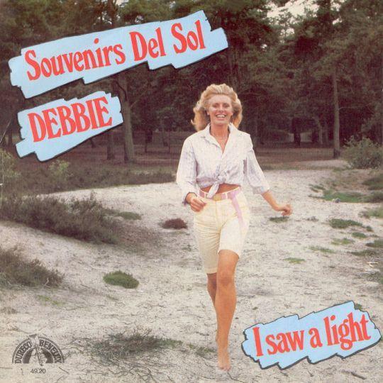 Coverafbeelding Debbie - Souvenirs Del Sol