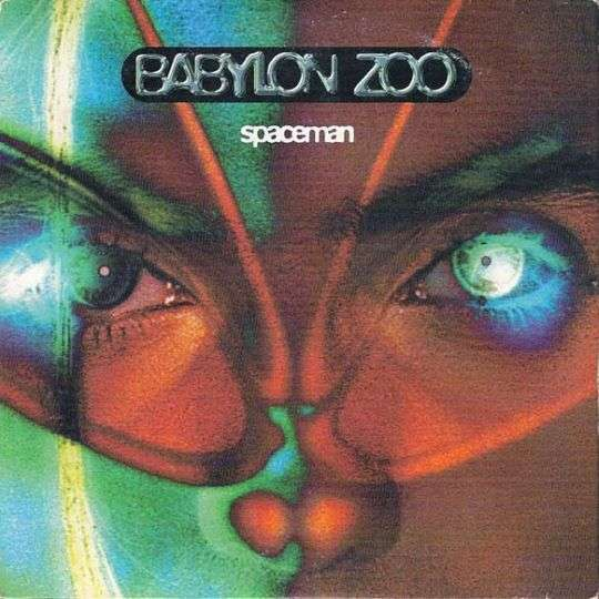 Coverafbeelding Babylon Zoo - Spaceman