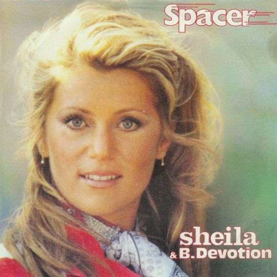 Coverafbeelding Sheila & B. Devotion - Spacer