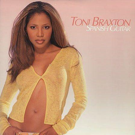 Coverafbeelding Toni Braxton - Spanish Guitar