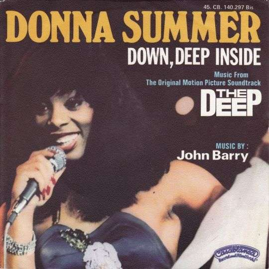 Coverafbeelding Down, Deep Inside - Donna Summer