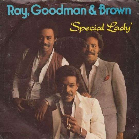 Coverafbeelding Ray, Goodman & Brown - Special Lady