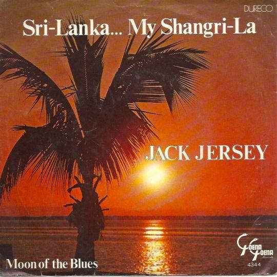 Coverafbeelding Sri-lanka... My Shangri-la - Jack Jersey