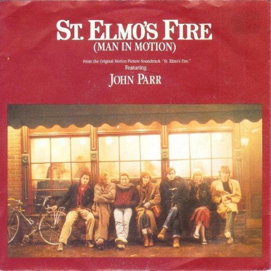 Coverafbeelding John Parr - St. Elmo's Fire (Man In Motion)
