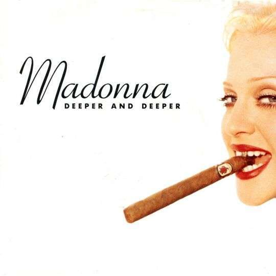 Coverafbeelding Madonna - Deeper And Deeper