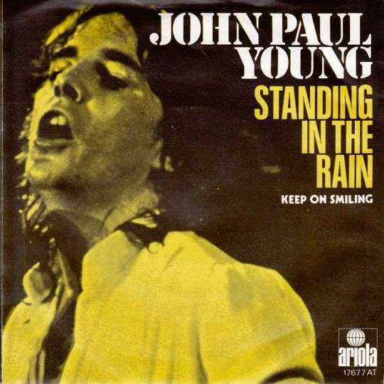 Coverafbeelding Standing In The Rain - John Paul Young